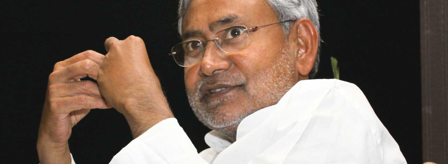 Wary Nitish digs in for the battle of 2020