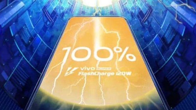 Vivo unveils Super FlashCharge tech that can 4,000 mAh battery in 13 minutes