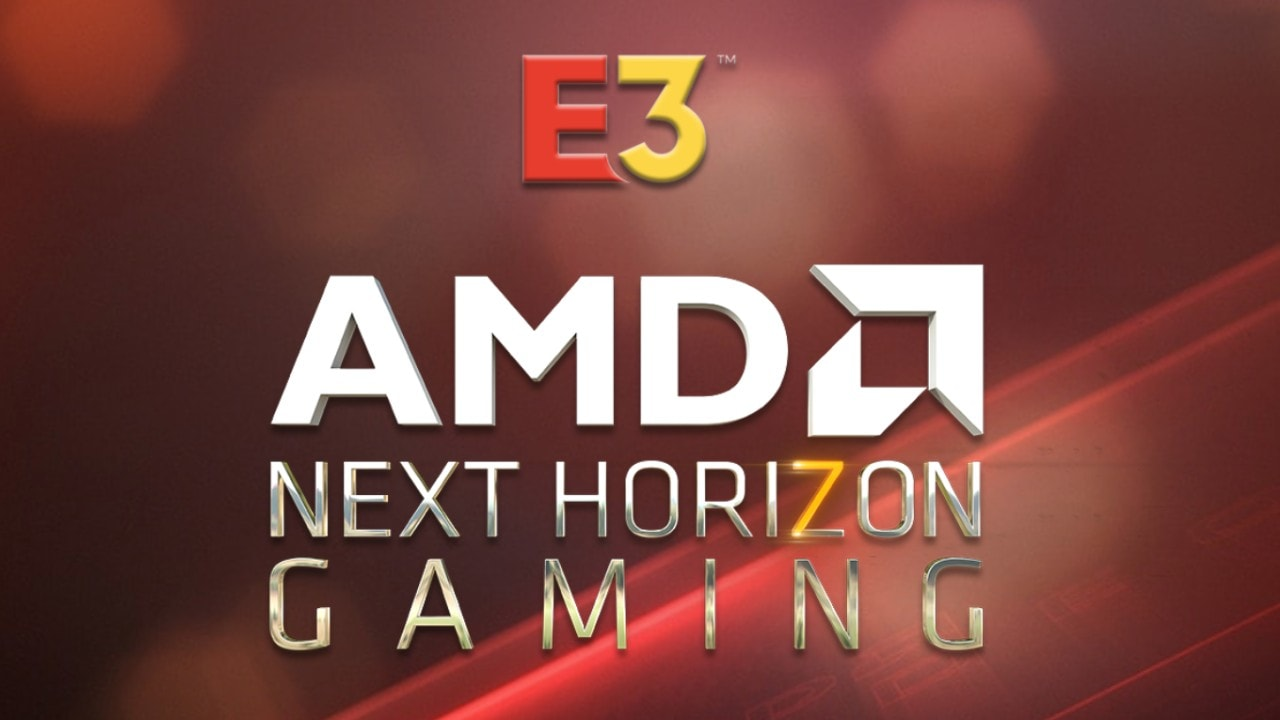 AMD 'Next Horizon Gaming' E3 2019 event: When and where to watch the