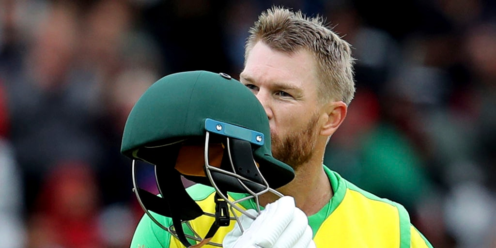 Coronavirus Outbreak: David Warner shaves head to show support for health workers, nominates Virat Kohli, Steve Smith for challenge- Firstcricket News, Firstpost