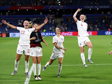 FIFA Womens World Cup 2019: Lucy Bronze scores a stunning goal as England beat Norway to seal semis spot