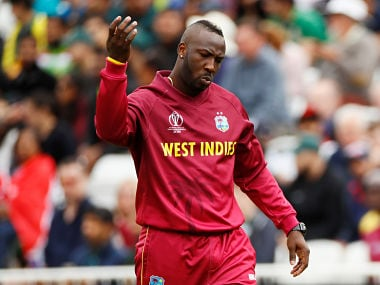 Australia vs West Indies, ICC Cricket World Cup 2019: Windies skipper Jason Holder hopeful of Andre Russell regaining full fitness
