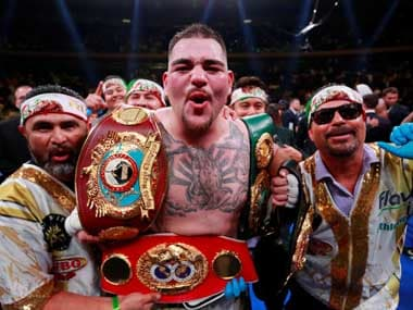 World heavyweight champion Andy Ruiz Jr says he is a more skilled fighter than Anthony Joshua