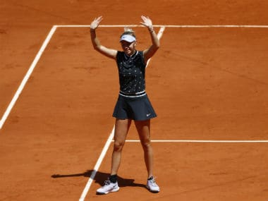 French Open 2019: 17-year-old Amanda Anisimova sets stage ablaze and steamrolls defending champion Simona Halep