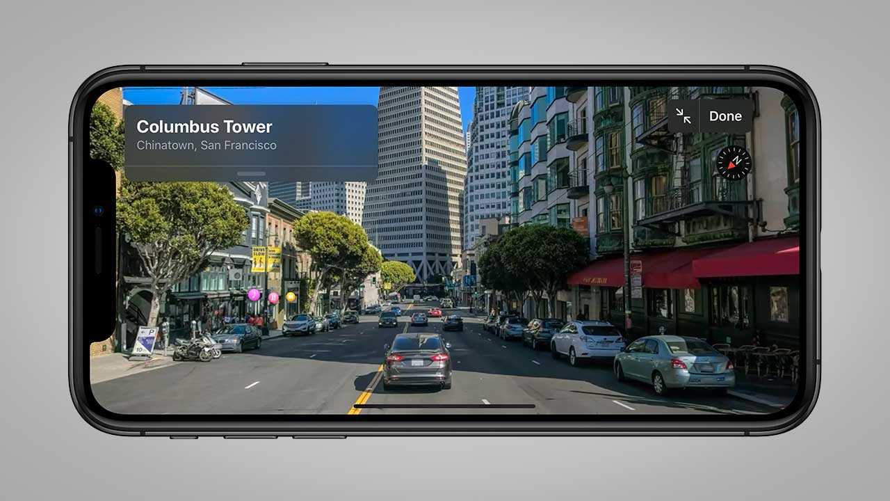 The updated Maps app feature a Street View alternative that should make Google blush.