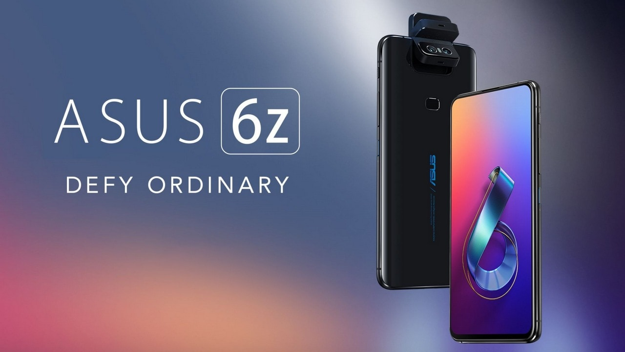ASUS ZenFone 6 ಅನ್ನು ASUS 6Z ಗೆ ಮರುಬ್ರಾಂಡಿಂಗ್ ಮಾಡುತ್ತಿದೆ, ಅದು ಈಗ ಜೂನ್ 19 ರಂದು ಪ್ರಾರಂಭವಾಗುತ್ತದೆ