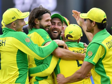 Australia's gritty performance stood out in their win over Pakistan. AFP