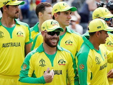 Australia lost their previous match against India by 36 runs. Reuters