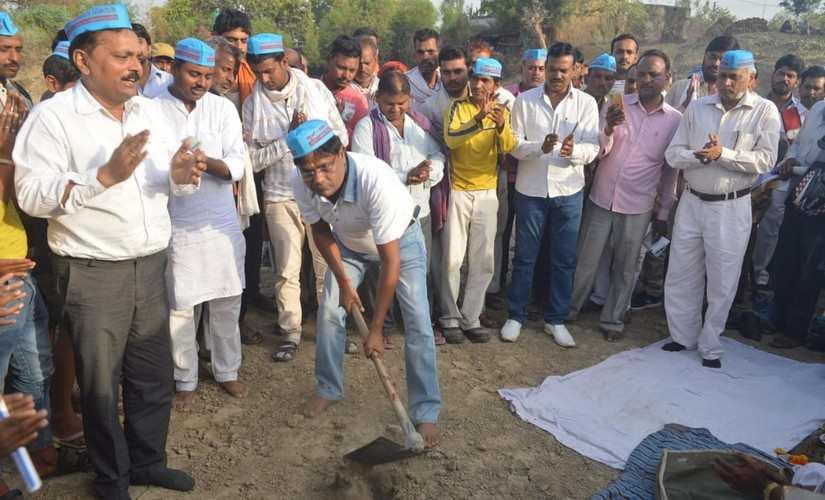 District Magistrates push for revival of wells, ponds brings hope in Banda; 471 gram panchayats join movement