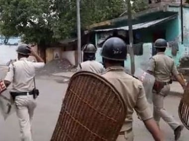 West Bengal violence: Huge police deployment in Bhatpara as clashes between TMC, BJP supporters leave two dead, 11 injured