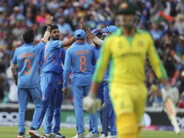 India vs Australia, ICC Cricket World Cup 2019: Bhuvneshwar Kumar's splendid performance ends debate on his place in playing XI