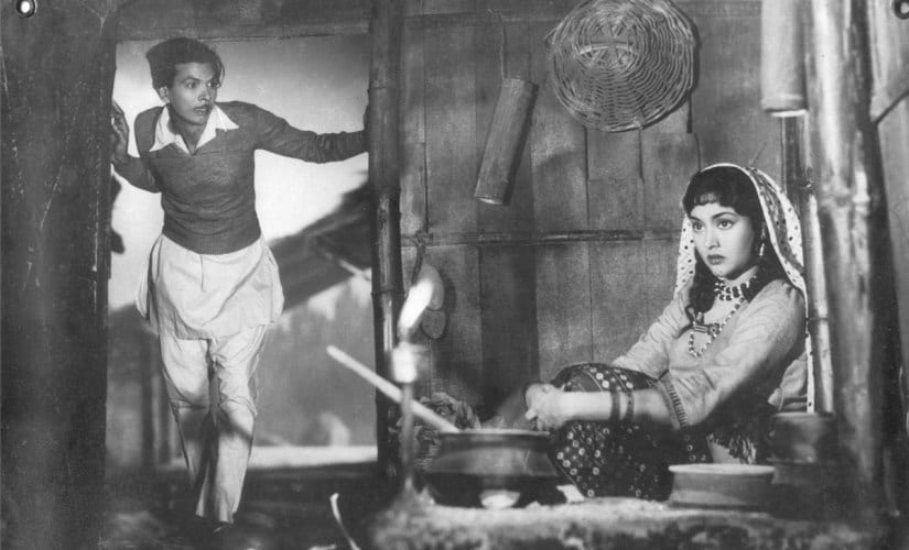 A still from Madhumati. Twitter/Bollywoodirect