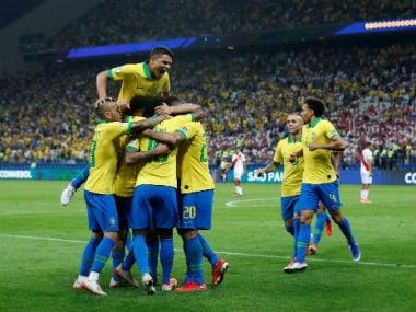Copa America 2019: Star-studded Brazil hammer Peru 5-0 to top Group A; Venezuela beat Bolivia to enter quarter-finals