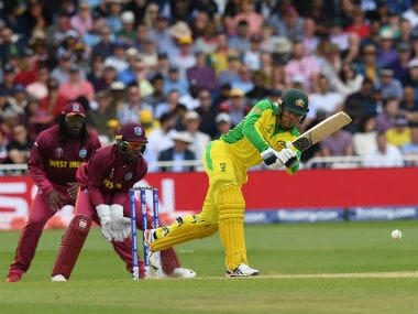 ICC Cricket World Cup 2019: Australia wicketkeeper Alex Carey looks forward to clash against India and 'calm' MS Dhoni