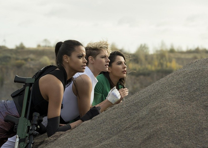 The Explosive First CHARLIE'S ANGELS Trailer Is Here