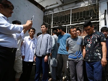 Chinese police rescue 1,100 Southeast Asian women sold as wives; detain 1,300 suspects for abduction and marriage fraud