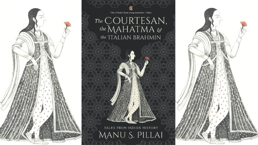 Manu S Pillais latest book features episodes from Indias history and the lives of its prolific figures