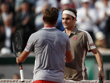 French Open 2019: Roger Federer fights off Stan Wawrinka's relentless power with tenacity to enter 44th Grand Slam semis