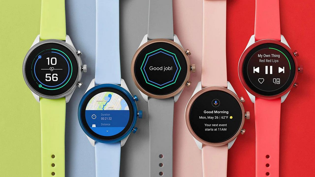 QnA VBage Fossil Sport smartwatch with Snapdragon Wear 3100 SoC, WearOS launched at Rs 17,995