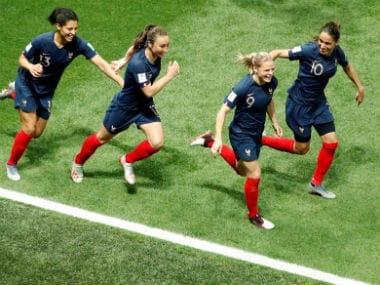 FIFA Womens World Cup 2019: Hosts France see off determined Norway; Germany top group with win over Spain