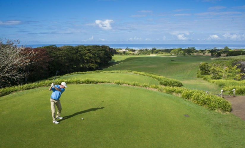 Mauritius eye massive tourism boom on back of pristine golf courses and stunning views