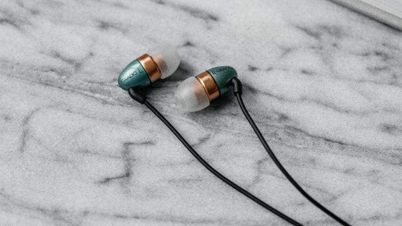 Grado GR10e in-ear earphones. Image: Grado