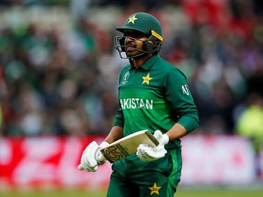 ICC Cricket World Cup 2019: Haris Sohail says Pakistan need to be at their best to beat Afghanistan and keep semi-finals hopes alive