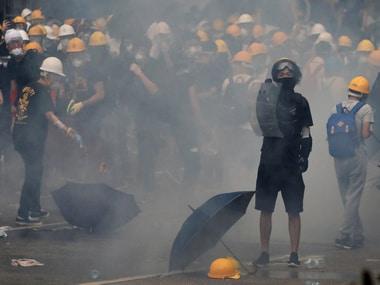 International pressure grows on Hong Kong as EU backs citizens concern over extradition bill