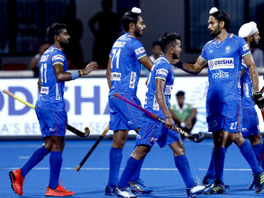 FIH Series Finals 2019: Clinical India outpace Japan in semi-final goal fest, set up summit clash against South Africa