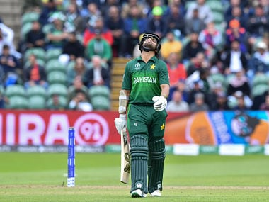 Australia vs Pakistan, ICC Cricket World Cup 2019: Sarfaraz Ahmed's men fail to seize 'winning moments' to stumble once again