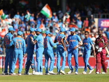 India vs West Indies, ICC Cricket World Cup 2019: Virat Kohli and Co end Windies campaign to continue unbeaten streak