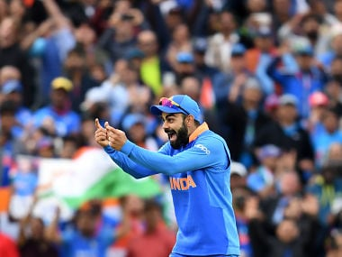 India vs Australia, ICC Cricket World Cup 2019: 'Top win', 'superior side', Twitterati applaud Virat Kohli and Co's win over Aussies