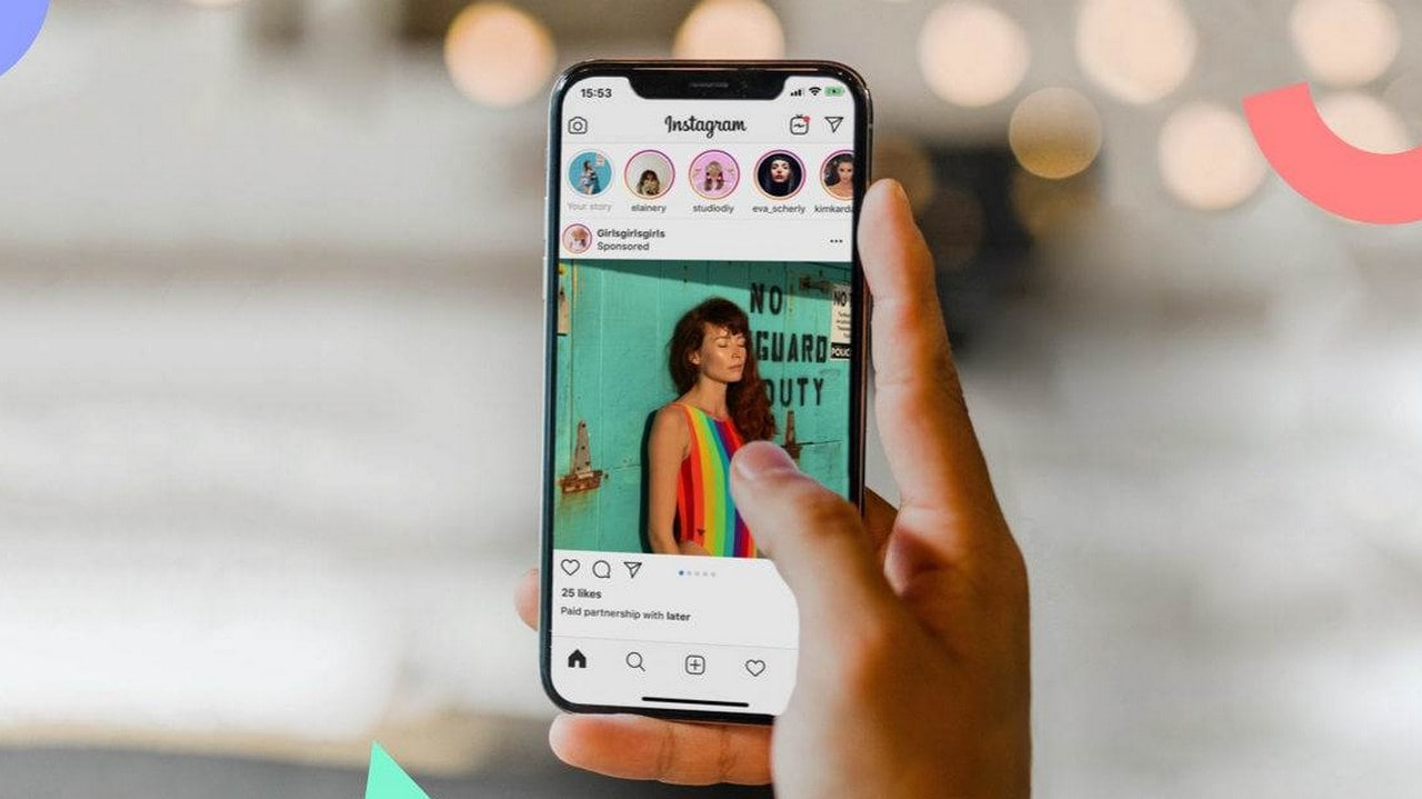 Instagram is now going to begin injecting advertisements into your Explore page
