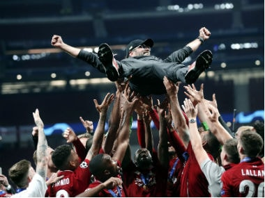 Champions League: Only the start, Jurgen Klopp predicts more good times for Liverpool after ending six-year wait