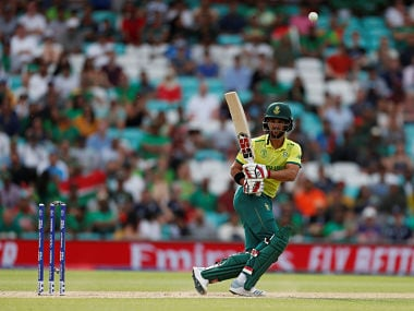 ICC Cricket World Cup 2019: JP Duminy asks South Africa players to reflect on mistakes following loss to Bangladesh