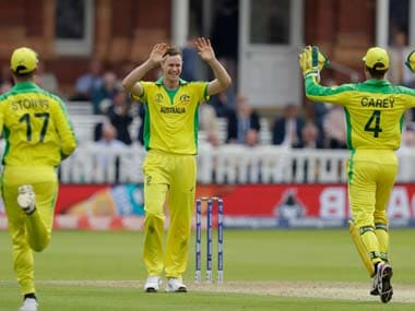 England vs Australia, ICC Cricket World Cup 2019: Jason Behrendorff's sterling five-wicket haul lights the candle of unity in the Australian camp