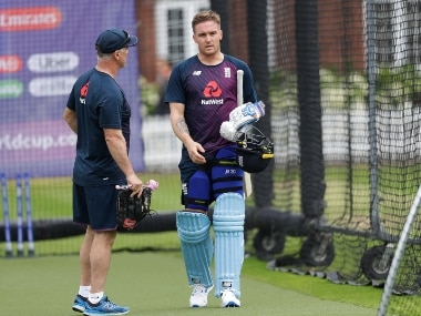 ICC Cricket World Cup 2019: England opener Jason Roy making 'good progress' as he races against time to be fit for India clash