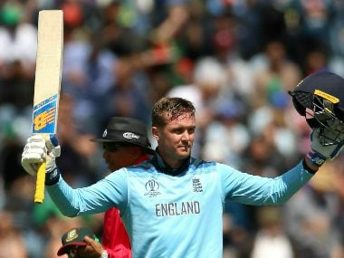 ICC Cricket World Cup 2019: Jason Roy to miss next two World Cup games; Eoin Morgan in doubt for Afghanistan clash