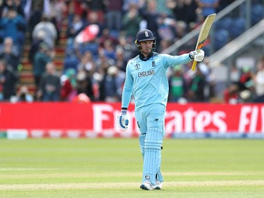 ICC Cricket World Cup 2019: One of Jason Roy's major strengths is his temperament, says England skipper Eoin Morgan