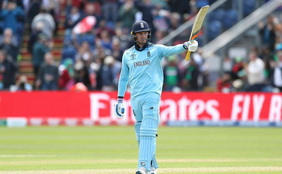 Jason Roy powers England to big win over Bangladesh in World Cup; James Neesham, Lockie Ferguson run riot as New Zealand beat Afghanistan