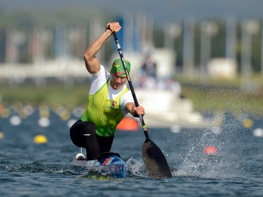 London Olympics canoe silver medalist Jevgenij Shuklin disqualified for doping, set to be stripped of medal