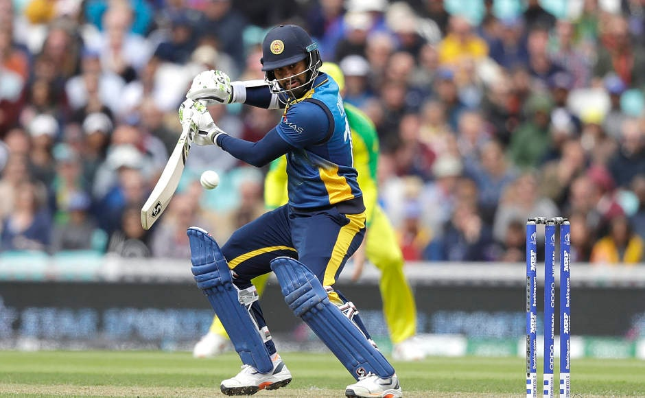 Sri Lanka skipper Dimuth Karunaratne missed out on his maiden ODI century, after he was dismissed for 97 by Kane Richardson. They collapsed from 186-3 to 247 all out and succumbed to a forgettable defeat. AP
