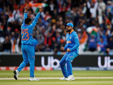India vs Afghanistan, ICC Cricket World Cup 2019: Relaxed Virat Kohli and Co prepare for another easy outing against troubled Afghanistan