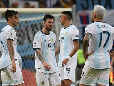 Copa America 2019: Lionel Messi says his team is feeling bitter after Argentinas opening match loss to Colombia