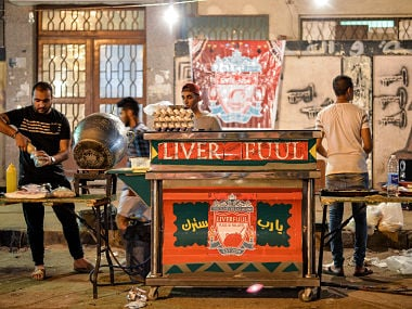Youll never eat alone — Liverpool inspired Egyptian food cart owners back Mohamed Salah and Co in Champions League final