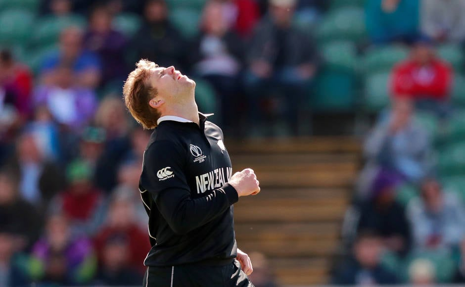 Lockie Ferguson, too, finished with match-winning figures of 4-37. Ferguson also claimed the wicket of half-centurion Hashmatullah Shahidi. Reuters