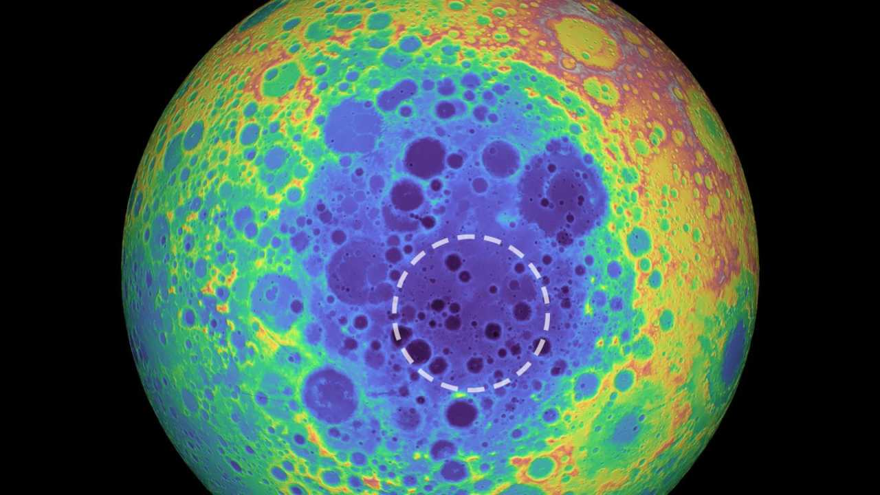 Strange mass found under Moons surface near ISROs Chandrayaan-2 landing site