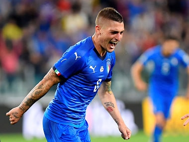 Euro 2020 qualifiers: Marco Verrattis late winner helps Italy pip Bosnia-Herzegovina; France, Germany notch thumping wins