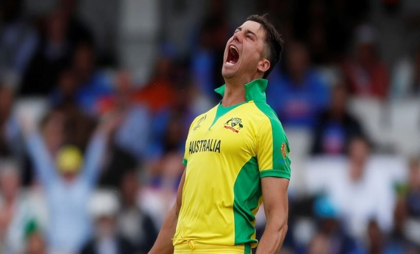 Marcus Stoinis picked up the injury in the match against India. (Reuters)