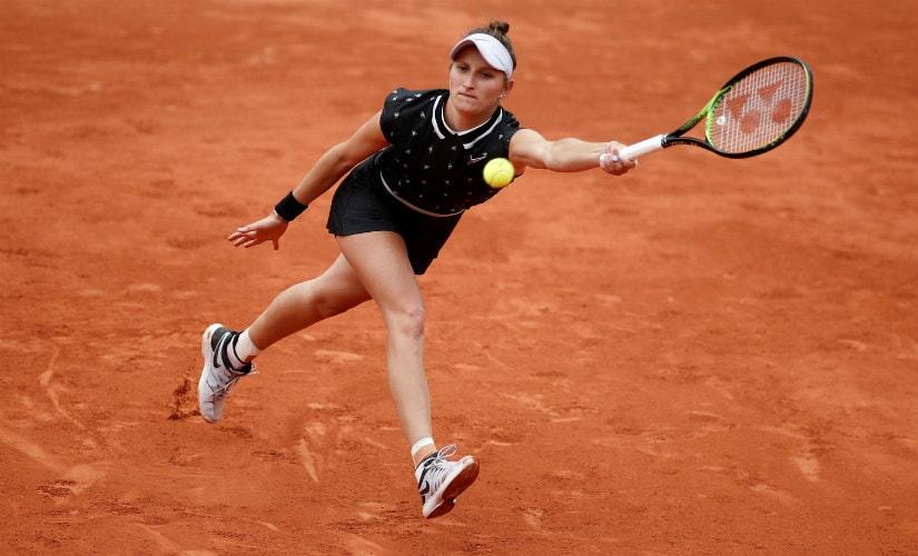 French Open 2019: Johanna Kontas game falls apart in face of calm, collected Marketa Vondrousova as Czech makes maiden final